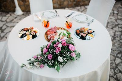menù di matrimonio degustazione villa valente