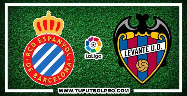Ver Espanyol vs Levante EN VIVO Por Internet Hoy 13 de Octubre 2017