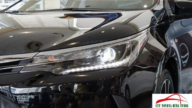 Giá xe, thông số kỹ thuật và đánh giá chi tiết Toyota Corolla Altis 2018 - ảnh 7