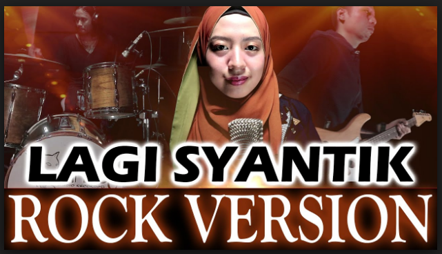 Download Lagu Lagi Syantik Versi Rock Mp3 By Flat Earth 2018