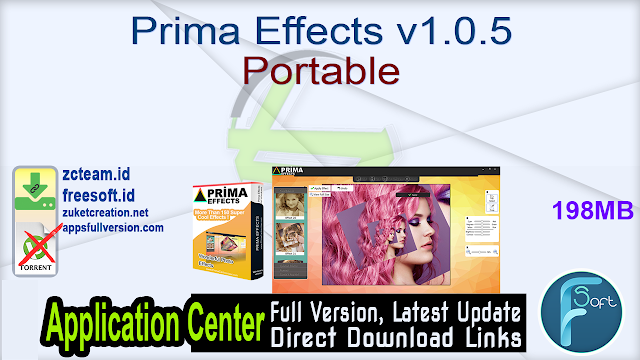 Prima Effects v1.0.5 Portable_ZcTeam.id