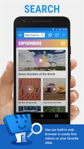 Web Video Cast   Browser to TV/Chromecast/Roku/+ v4.5.5 build 1804 [Premium Mod] APK