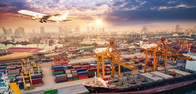 تخصص الشحن و النقل العلوم اللوجستية نشامى ويب