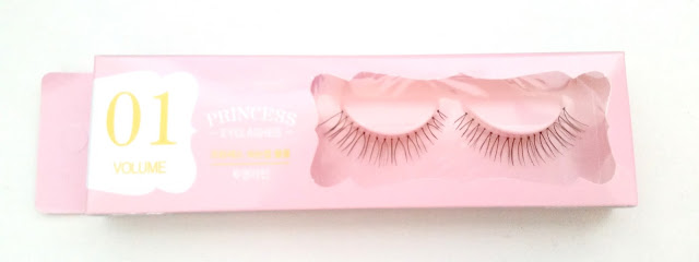 Etude House Princess Eyelashes Vol 1
