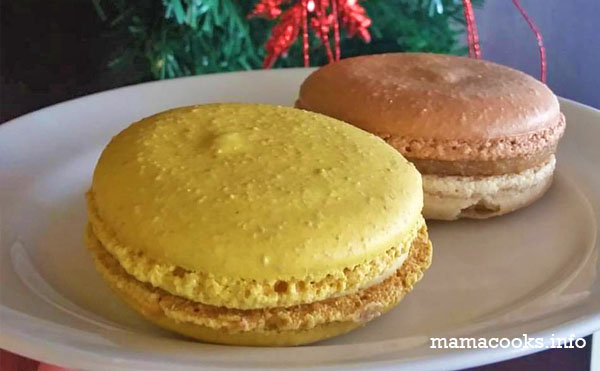 Felicia's - Bacolod restaurant - best French macarons