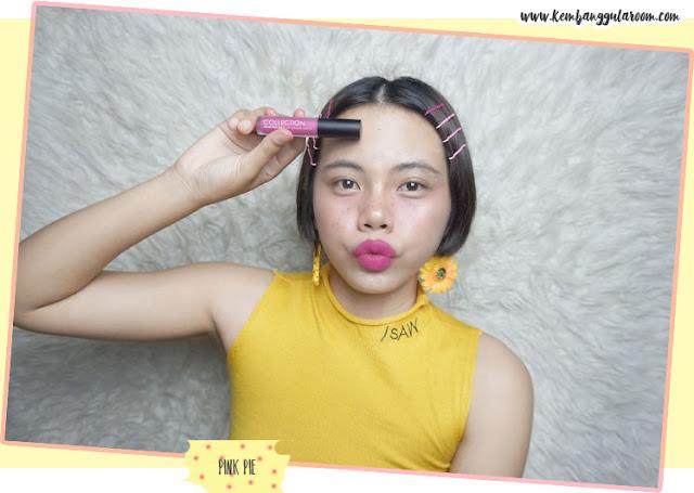 collection cosmetics lip cream matte