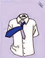 4. Tutorial Cara Memasang Dasi SMP yang Mudah dan Rapi