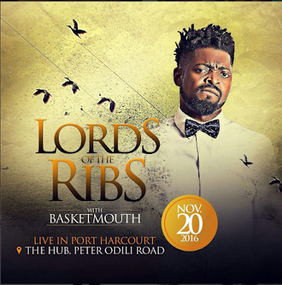 Basketmouth Marks Late Mum's 60th Birthday, Laments Her Untimely Departure