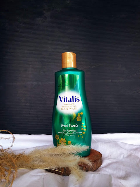 Vitalis Perfumed Body Wash