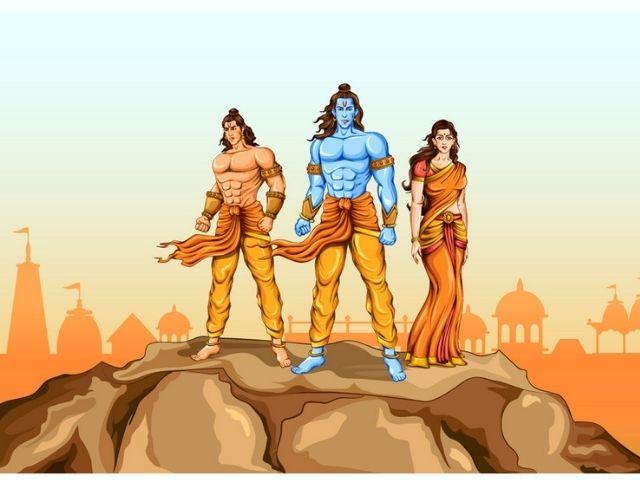 Sri Ram Navami Image HD
