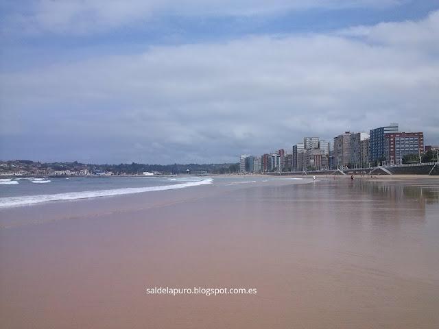 playa-san-lorenzo-gijón