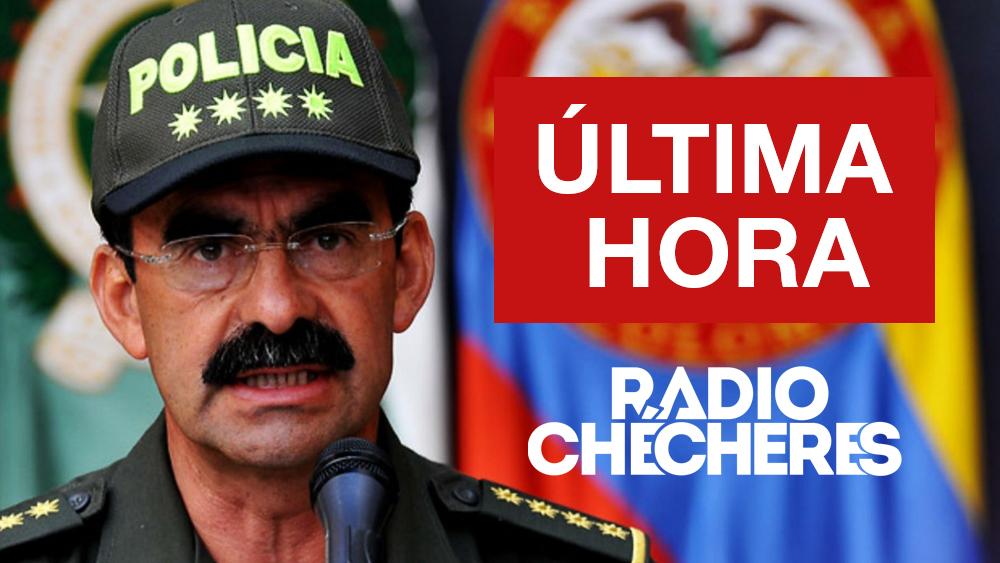 General (r) Palomino y cuatro altos oficiales de la Policía, destituidos e inhabilitados por 13 años