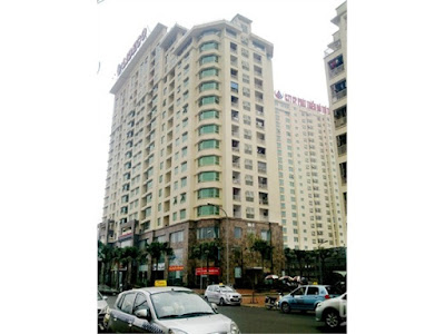 Tòa nhà chung cư N09B2 Dịch Vọng - Cầu Giấy - Hà Nội