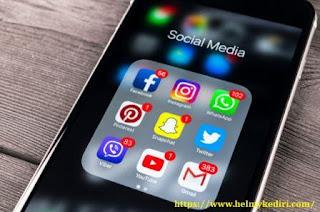 Media Sosial Lebih Efektif