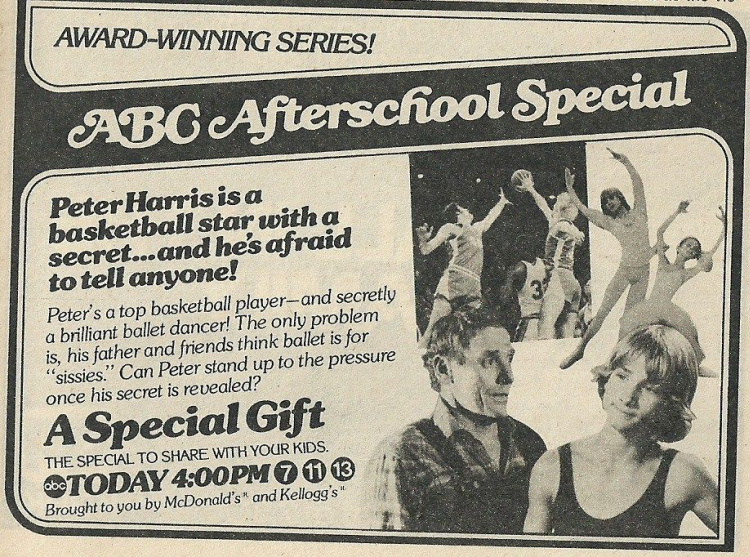A Vintage Nerd, Vintage Blog, After School Special, Classic TV Shows