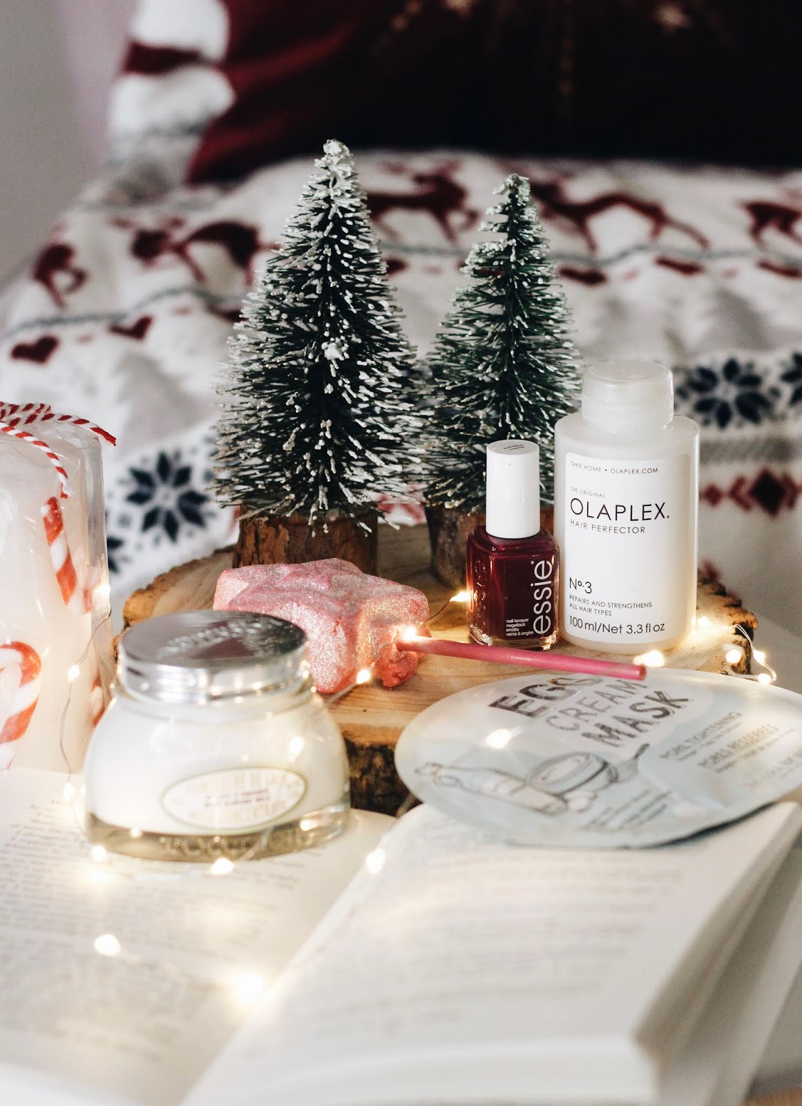 Christmas Pamper