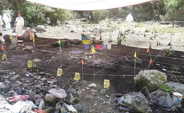 Ultima hora! encuentra e identifican cuerpo de unos de los 43 normalistas desaparecidos de Ayotzinapa