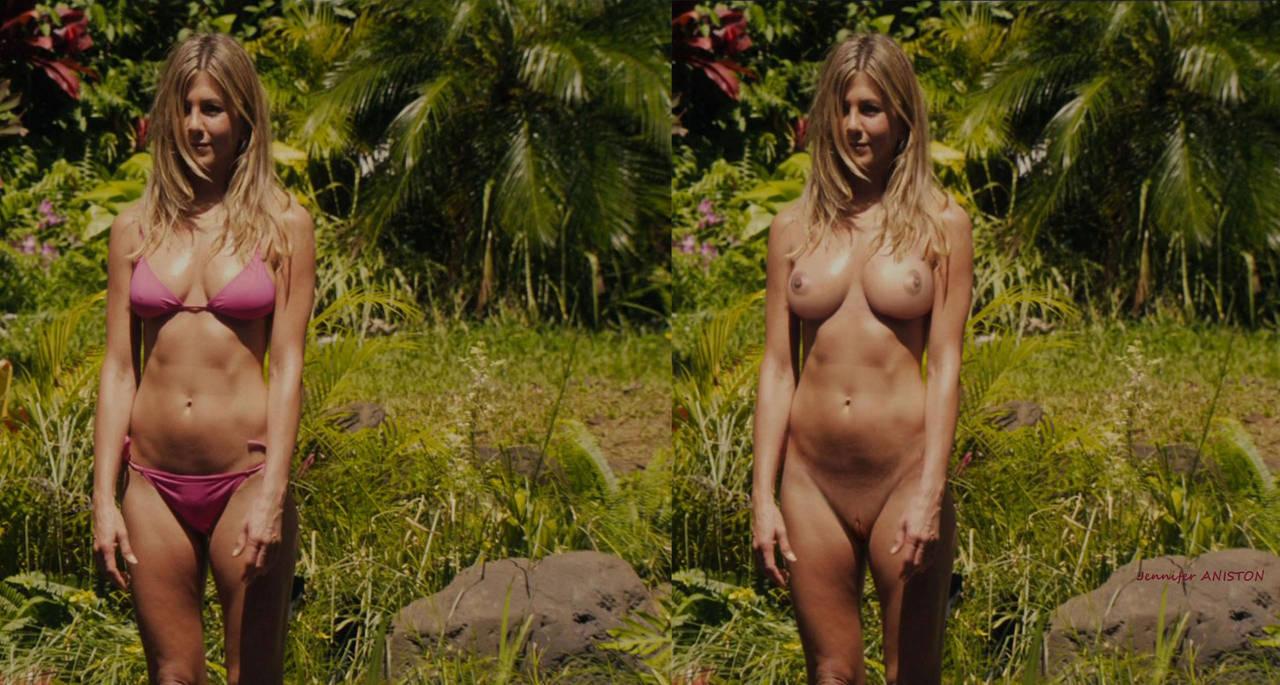 Hot naked pics jennifer aniston