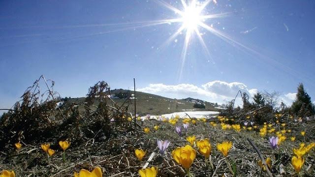 'Ερχεται Σαββατοκύριακο με εντυπωσιακή άνοδο θερμοκρασίας - Ψυχρή εισβολή μετά τις 15 Ιανουαρίου