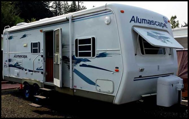 Used Travel Trailers For Sale By Owner $3000