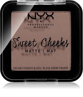 NYX Professional Makeup Sweet Cheeks Blush Matte