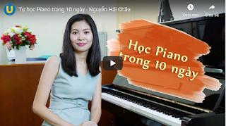 Download miễn phí khóa học Tự học piano trong 10 ngày