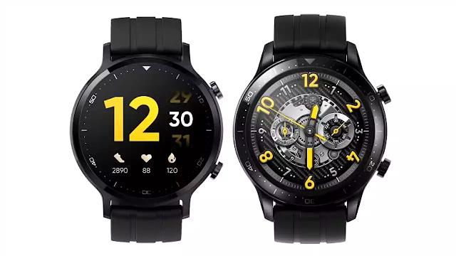Realme Launched Watch S, Watch S Pro