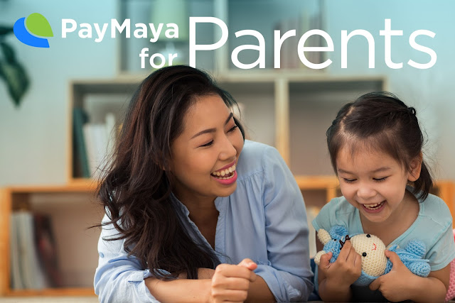 PayMaya for Parents
