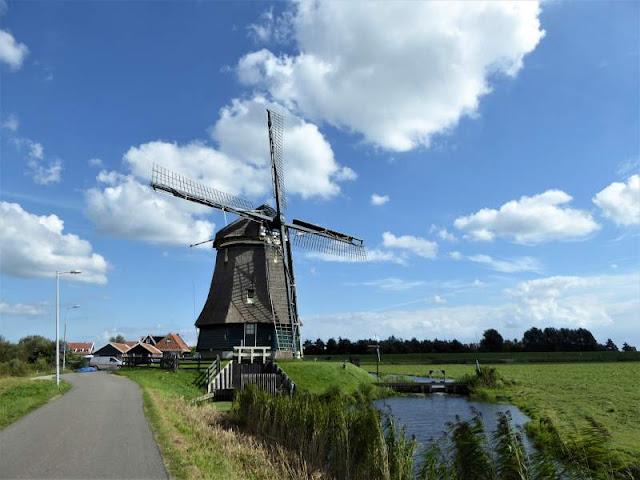 mulino Heitje van Katham a Volendam