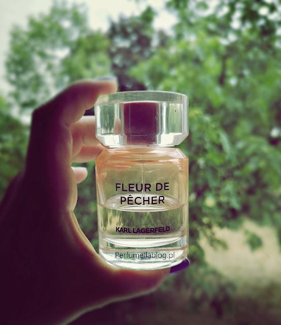 recenzja damskich perfum karl lagerfeld fleur de pecher 2019