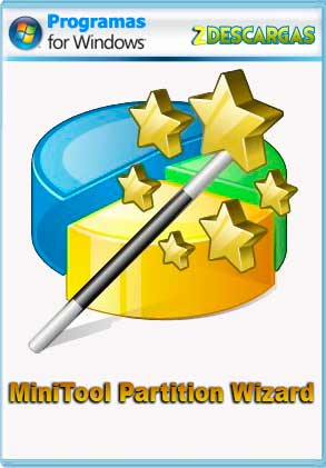 MiniTool Partition Wizard Pro (2020) Full Español