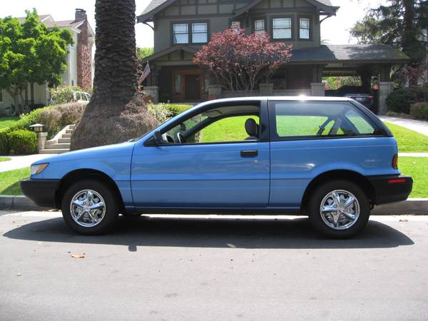 Craigslist Li Cars >> Daily Turismo: Put Your Money Where Your Plymouth Is: 1992 ...