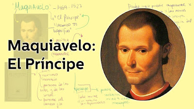 El Principie - Nicolás Maquiavelo