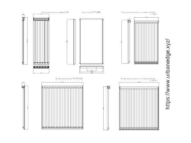 Solar collectors cad blocks download, 10+ Solar collectors dwg cad blocks