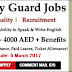 Security Guard MEGA Recruitment Dubai | Apply NOW