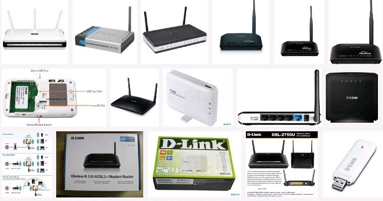 D-link products firmware download links.