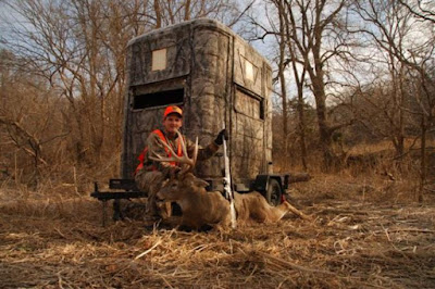 Two Ways to Hunt Deer on Ground