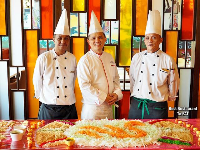 SUNWAY RESORT HOTEL & SPA Team of Chef