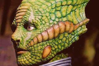 الزواحف البشرية Human reptiles