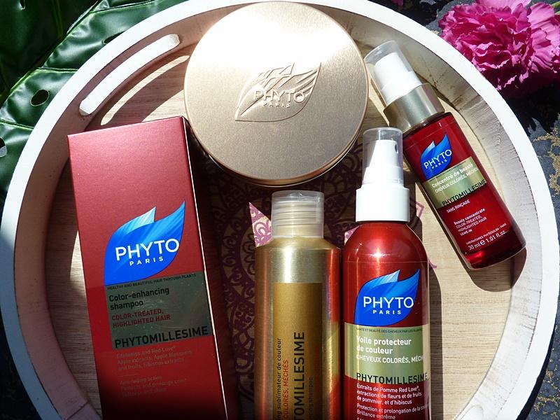 PHYTO PHYTOMILLESIME szampon i maska