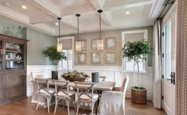 Đèn Thả mẫu đèn trang trí phòng khách được yêu thích nhất cho các ngôi nhà diện tích nhỏ