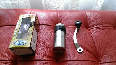 開箱: [開箱] Porlex Mini 磨豆機