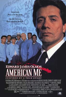 Póster película American Me