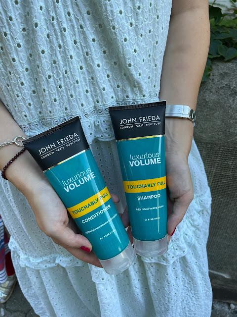 vlasová kozmetika John Frieda