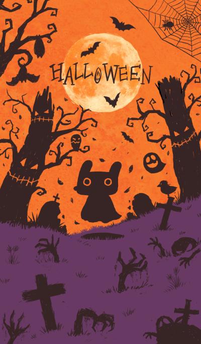 Hey Bu!-Halloween