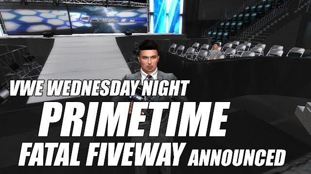 VWE Wednesday Night PRIMETIME • Great Matches, Fatal Fiveway Announced & More (Livestreamed)