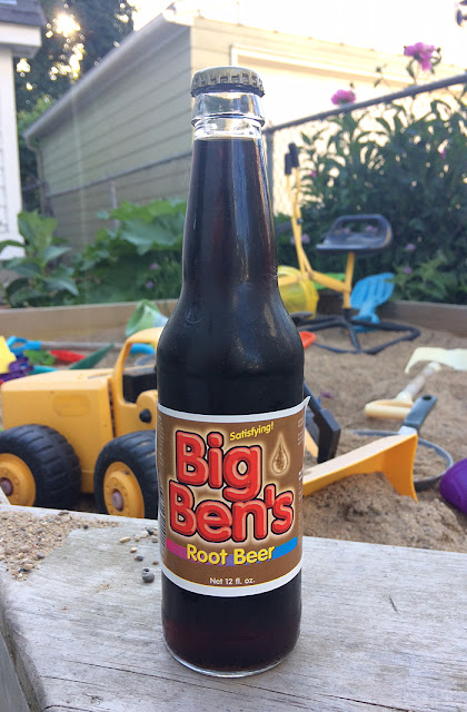 Big Ben's Root Beer