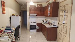 Ενοικιάζεται διαμέρισμα  στο κέντρο της Μυτιλήνης. Τιμή 240€
