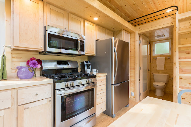 Traveler XL tiny home