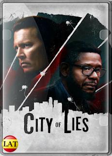 La Ciudad de las Mentiras (2018) DVDRIP LATINO